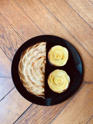 Tarte & Tartelette aux Pommes